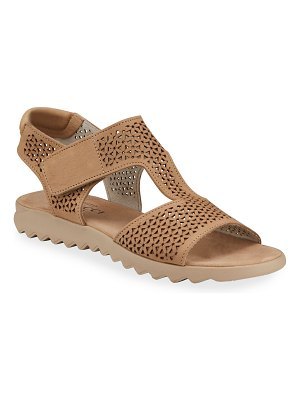 Sesto Meucci Totsy Comfort Perforated Sandals