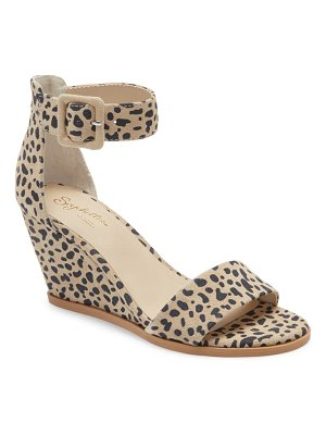 Seychelles cloud nine wedge sandal