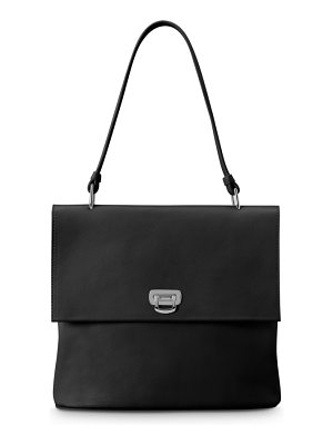Shinola birdy leather shoulder bag