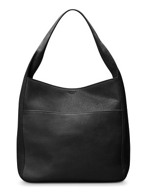 Shinola cass dearborn leather hobo