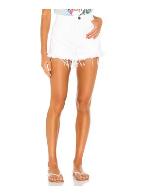 Show Me Your Mumu houston high waisted shorts. - size 24 (also