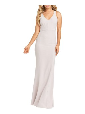 Show Me Your Mumu milan mermaid evening gown