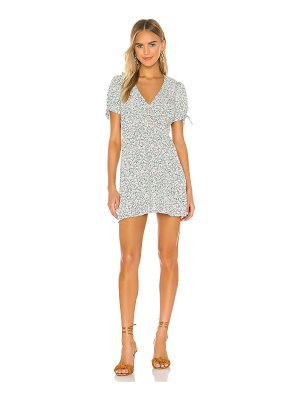 Show Me Your Mumu natasha mini dress
