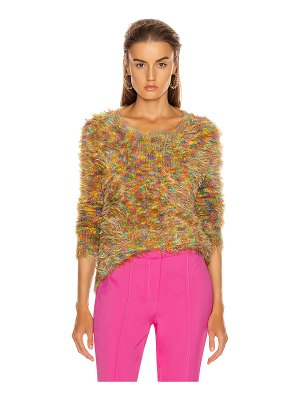 SIES MARJAN ange multicolor crewneck sweater