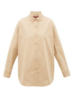 SIES MARJAN kiki cotton-blend shirt