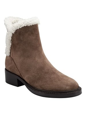 Sigerson Morrison hatty genuine shearling lined boot