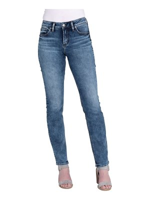 Silver Jeans Co. avery straight leg jeans