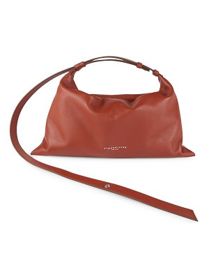 Simon Miller puffin leather shoulder bag