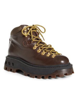 Simon Miller high tracker hiking boot