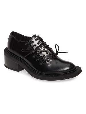 Simone Rocha lace-up brogue derby