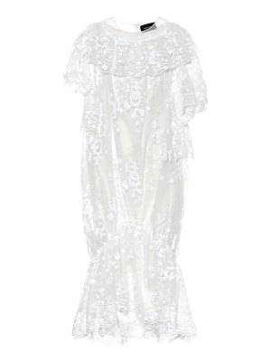 Simone Rocha sequined tulle midi dress