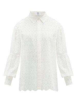 Sir amelie broderie anglaise cotton blouse