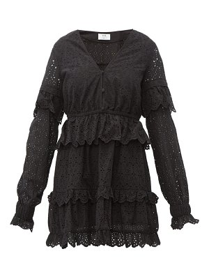 Sir amelie broderie-anglaise cotton dress