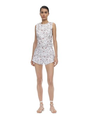 SIR the label Haisley linen romper