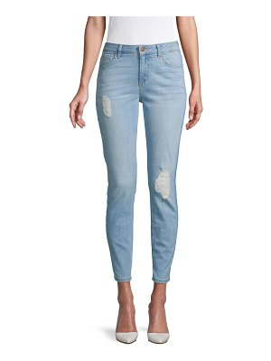 Siwy Lauren Destructed Skinny Ankle Jeans