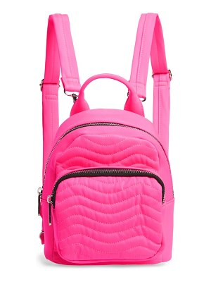 Skinnydip neon zadie convertible backpack