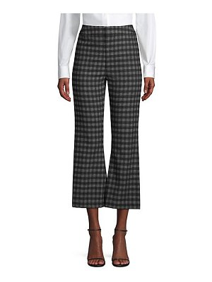 Smythe tailored kick flare trousers