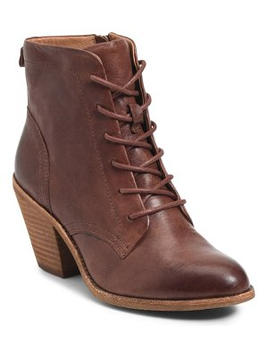 Sofft tagan lace-up boot