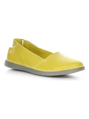 SOFTINOS BY FLY LONDON tosh back strap flat