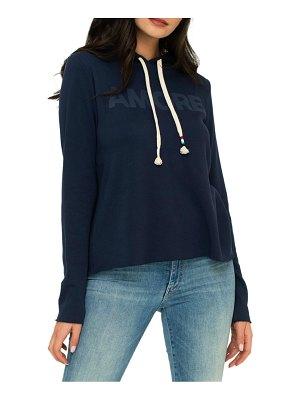 Sol Angeles canyon cropped hoodie