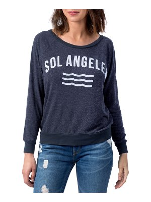 Sol Angeles New Arc Logo Pullover