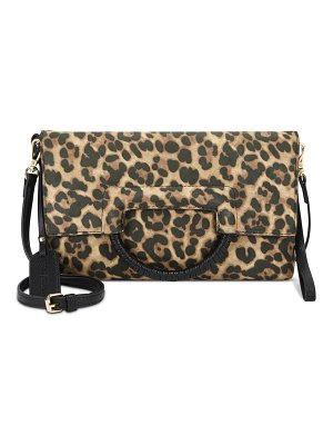 Sole Society adeli faux leather clutch