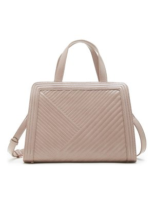 Sole Society aisln faux leather satchel