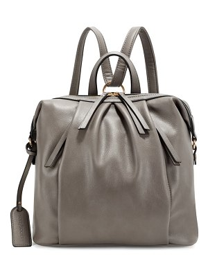 Sole Society fayth faux leather backpack