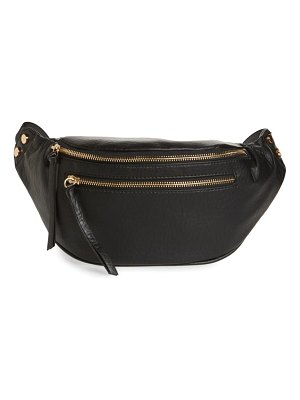 Sole Society garyn faux leather belt bag