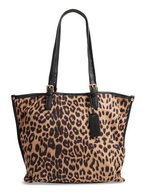 Sole Society grace faux leather tote