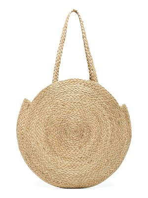 Sole Society jalea straw tote