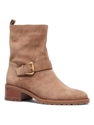 Sole Society jorryn buckle moto boot