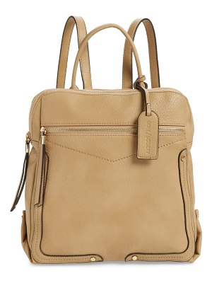 Sole Society ledo faux leather backpack
