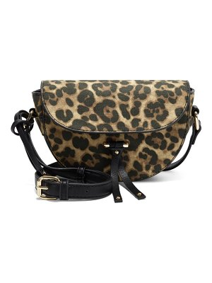 Sole Society lezar faux leather crossbody bag