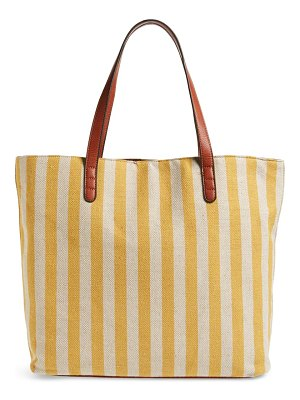 Sole Society lilyn faux leather tote