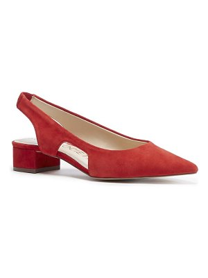 Sole Society manalynn cutout slingback pump