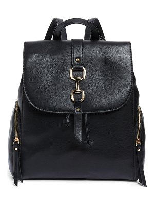 Sole Society marah faux leather backpack