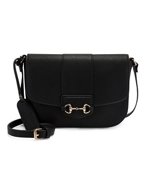 Sole Society nairi faux leather crossbody bag