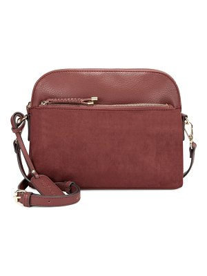 Sole Society orson faux leather crossbody bag