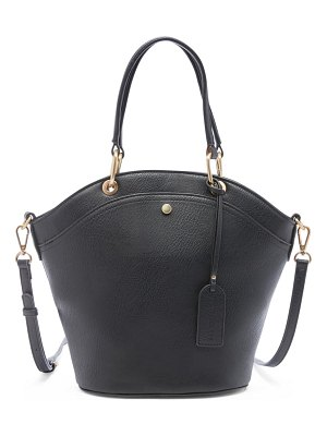 Sole Society weekend faux leather tote