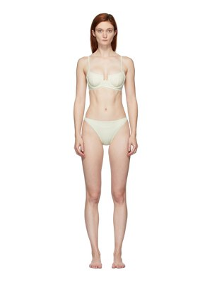 Solid and Striped off-white the harley bikini
