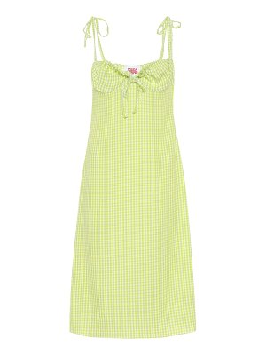 Solid & Striped exclusive to mytheresa – gingham dress