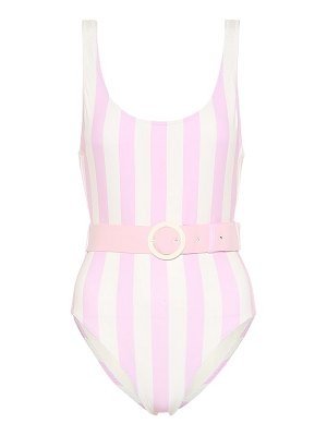 Solid & Striped the anne-marie belted swimsuit