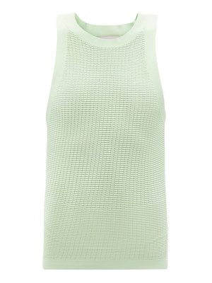 Solid & Striped the carson technical mesh tank top
