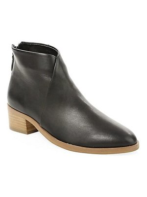 Soludos venetian leather ankle boots