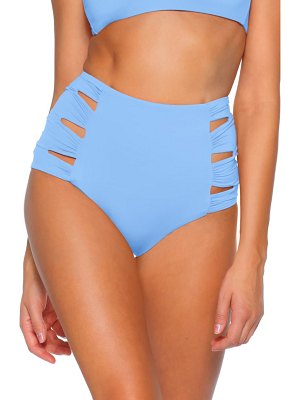 SOLUNA clear skies eclipse high waist bikini bottom