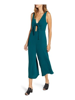 Somedays Lovin for the night crop jumpsuit