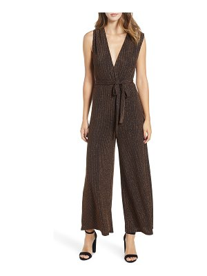 Somedays Lovin lover lover metallic jumpsuit
