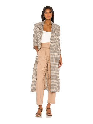 Song of Style buffy coat