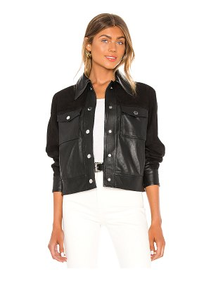 Song of Style davi leather jacket